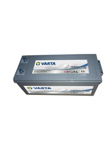 BATTERIA VARTA DEEP CYCLE AGM LAD210 12V 210AH