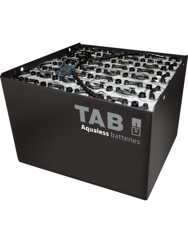 TAB Battery bank 48V EPzS 105Ah / plate