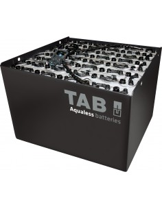 TAB Banque de batteries 48V EPzS 115Ah / plaque