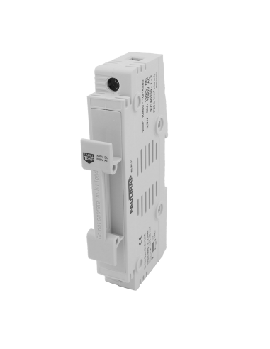Portafusibile 10x85 1500VDC IEC/UL 1P