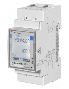 Power Boost Gestione Energia Analizzatore Monofase Gavazzi EM112