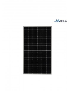 copy of JA Solar 325 Wp module JAM6-60-325 (black frame) MONOCRYSTALLINE PERC technology 60 cells