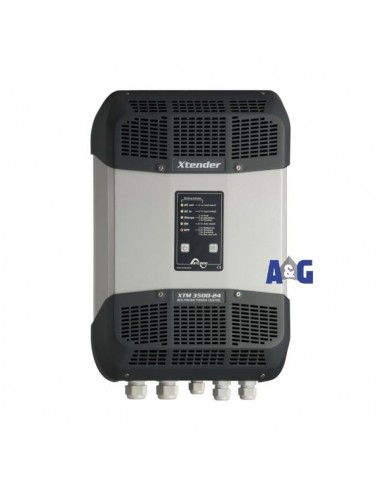 Inverter XTM 48/230-4000/3500VA con carica batterie 50A