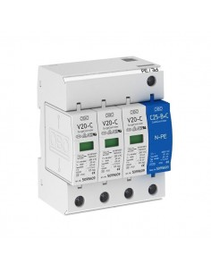OBO Limitatore di sovratensione CA 400V SPD CLASSE II