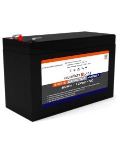 Accumulatore ai Supercondensatori 60Wh 12V