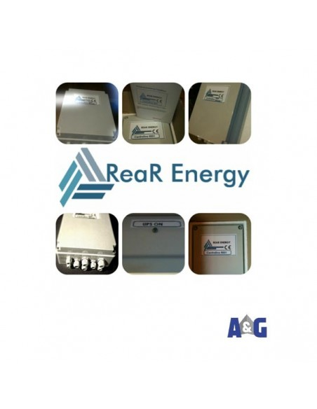 Centralina RE04.0 APRICUS 5,4 kWh