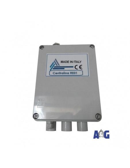 Centralina RE01 5750W sistemi 48V
