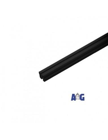 Profilo colore nero 3350 mm - Solo05 light