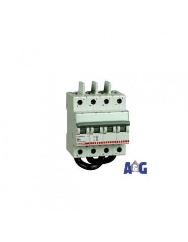 btdin - sezionatore FV 63A 800 VDC