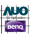 Manufacturer - BenQ (AUO)